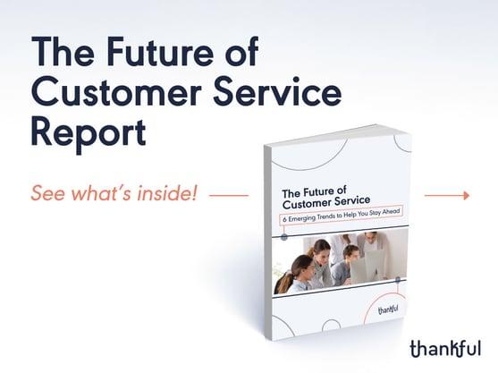 Future of Customer Service Report