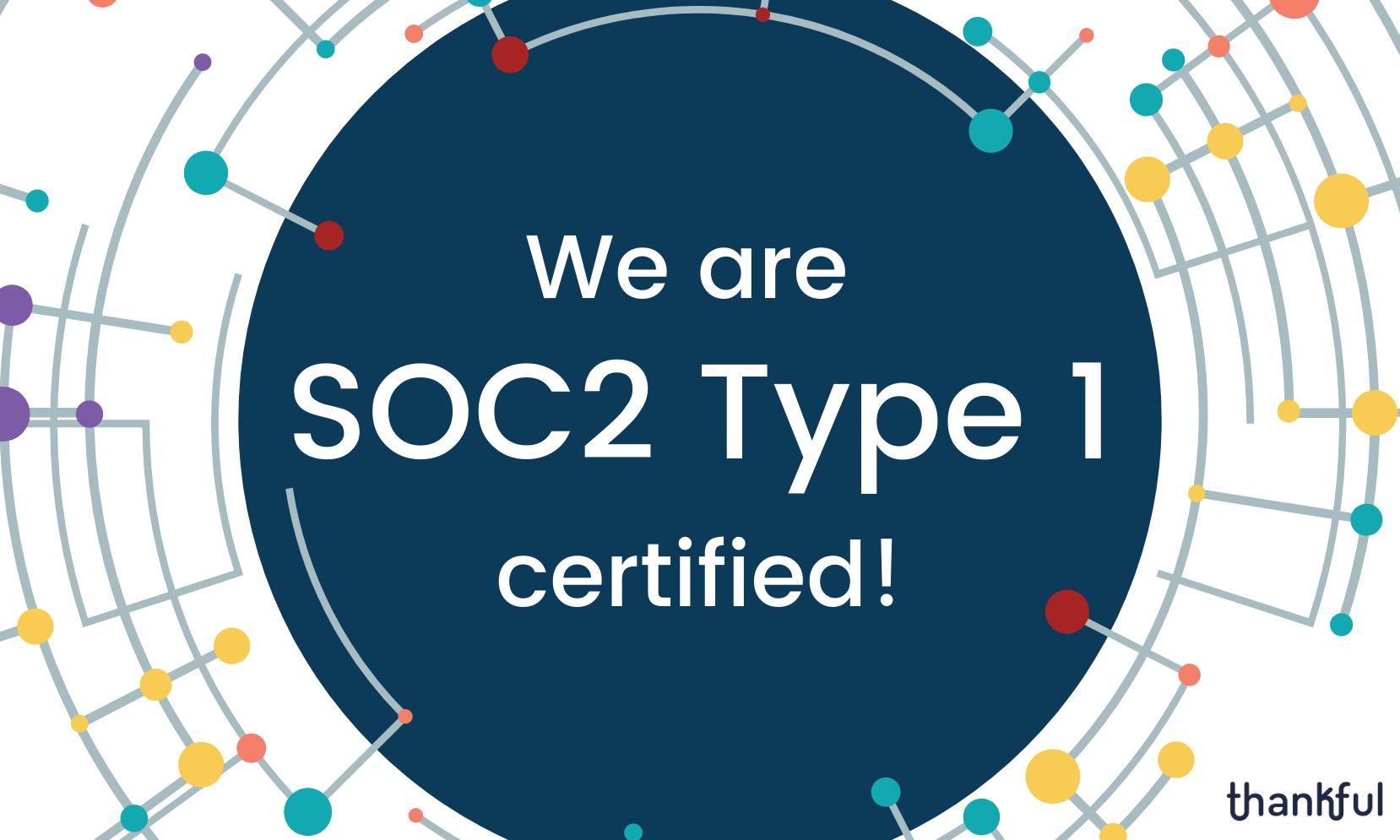 SOC2 Type 1 Blog Post Graphic